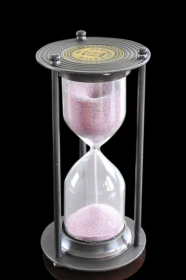 Free Tool Lighting Hourglass Minutes