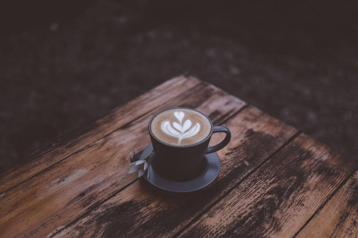 Good Morning Cute Wallpaper Hd Free Images Table Wood Morning Cute Ceramic Shelf