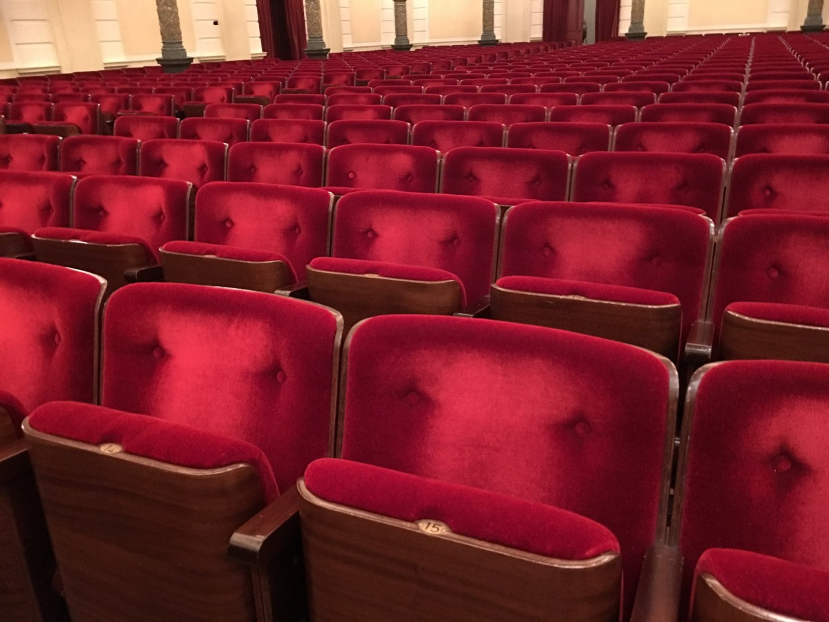Free Images Auditorium Seating Seat Old Furniture