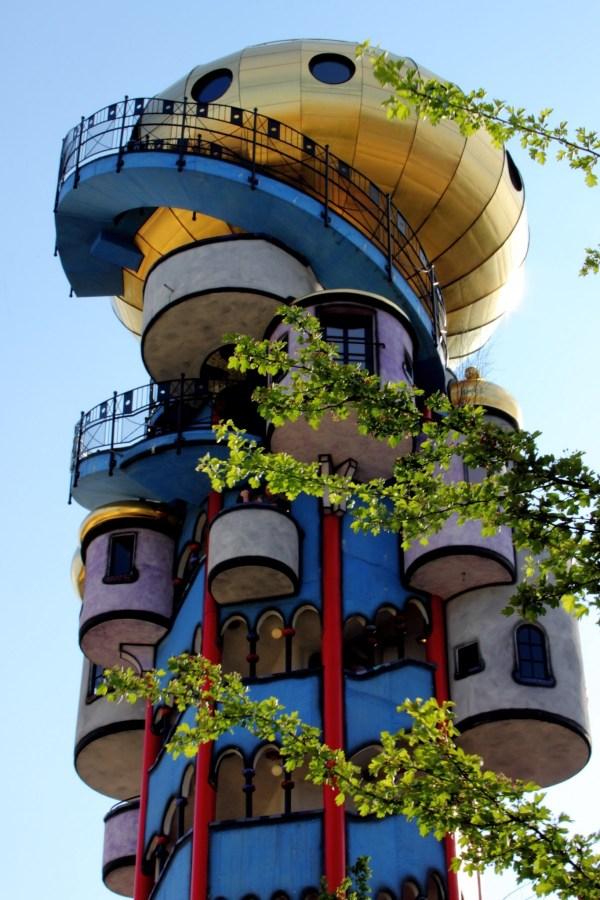 Free Architecture Building Amusement Park Landmark Facade Colorful Leisure