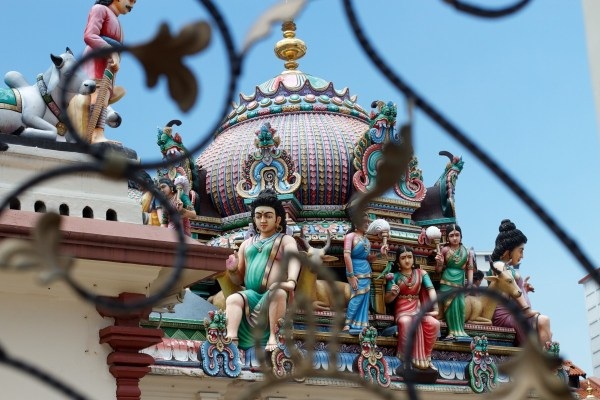 Free Carnival Amusement Park Entrance Landmark