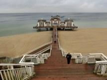 Free Beach Coast Sand Ocean Dock Boardwalk