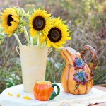 Free Images Fall Vase Produce Autumn Yellow Sunflower Flowers Thanksgiving Sunflowers Floristry Flowering Plant Daisy Family Flower Bouquet Floral Design Land Plant Flower Arranging 5408x3840 796586 Free Stock Photos Pxhere