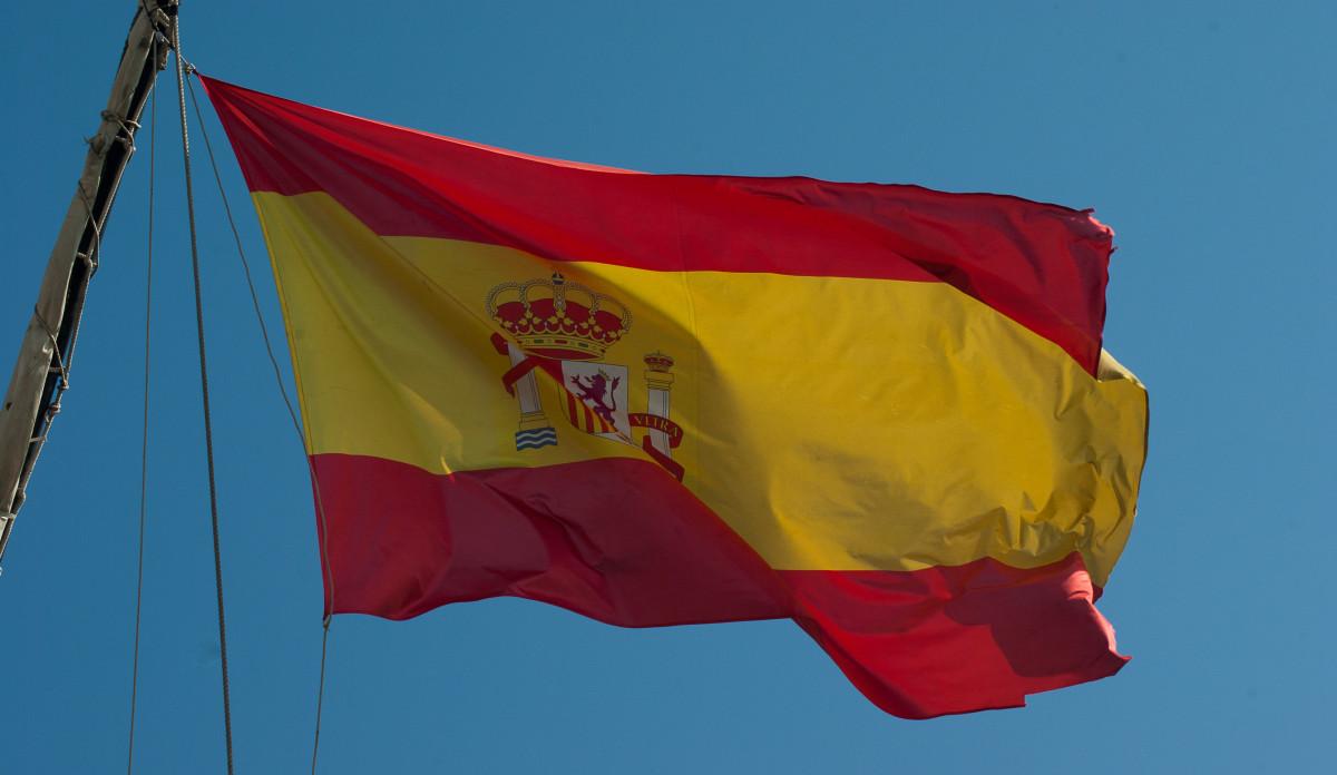Gambar  Warna, Bendera Merah, Spanyol Flag, Bendera