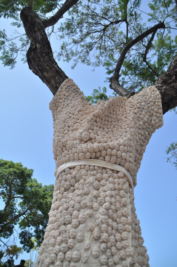 Free Flower Trunk Monument Statue Botany