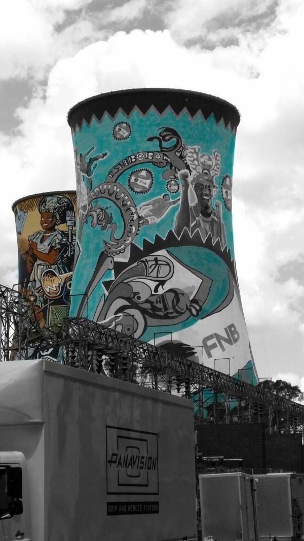 Free Rock Creative Music Abstract Urban Wall
