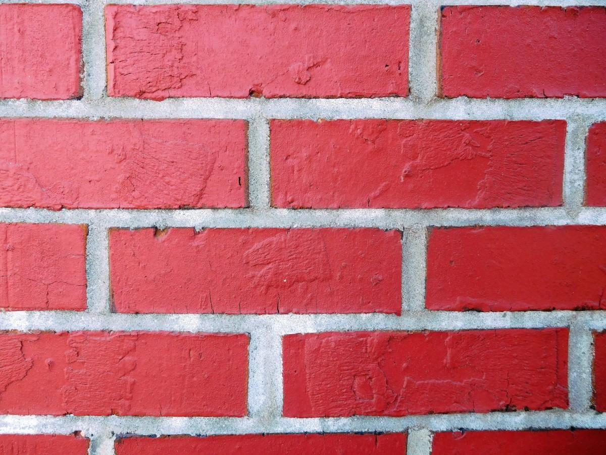 Gambar  tekstur lantai bahan dinding bata batu bata