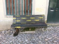 Free Images : table, wood, bench, chair, old, park ...