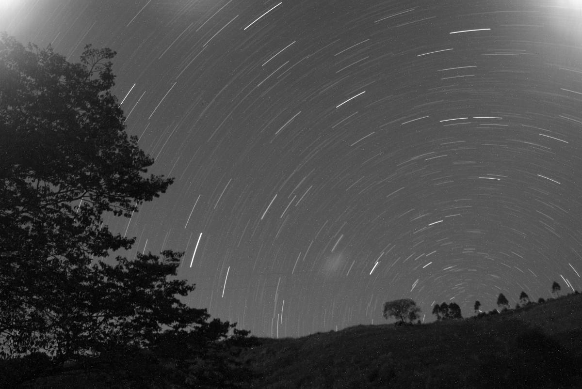 Dark Black Wallpaper 4k Fotos Gratis Ligero Abstracto Noche Espacio Galaxia