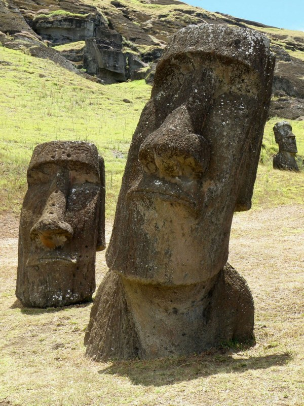 Free Rock Monument Statue Chile Sculpture Art Temple God Monolith Easter