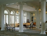 Free Images : mansion, floor, home, ceiling, hall ...