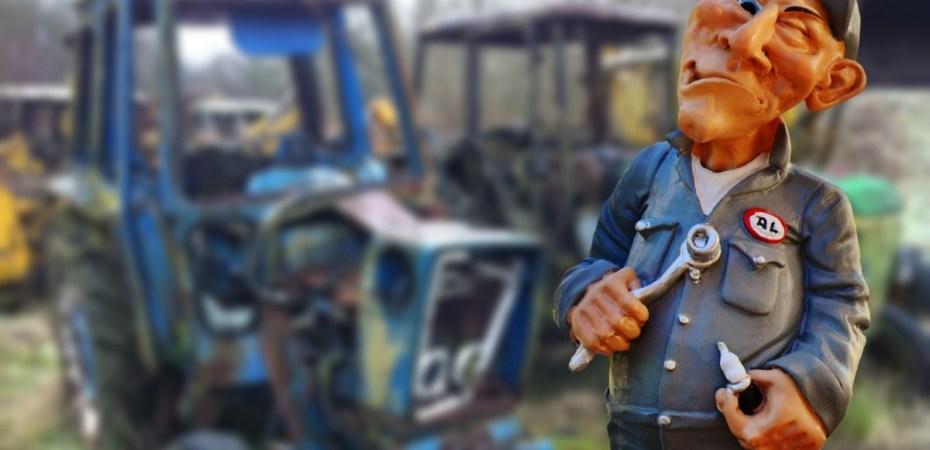 Free Images Workshop Repair Vehicle Auto Art Fun Figure Funny Job Workers Mechanic