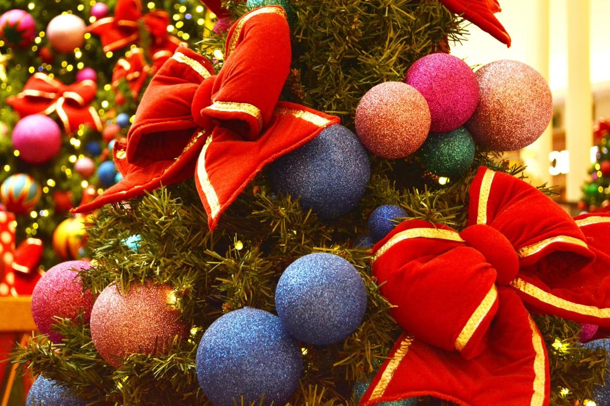 Fotos Gratis Decoracin Fiesta Rbol De Navidad
