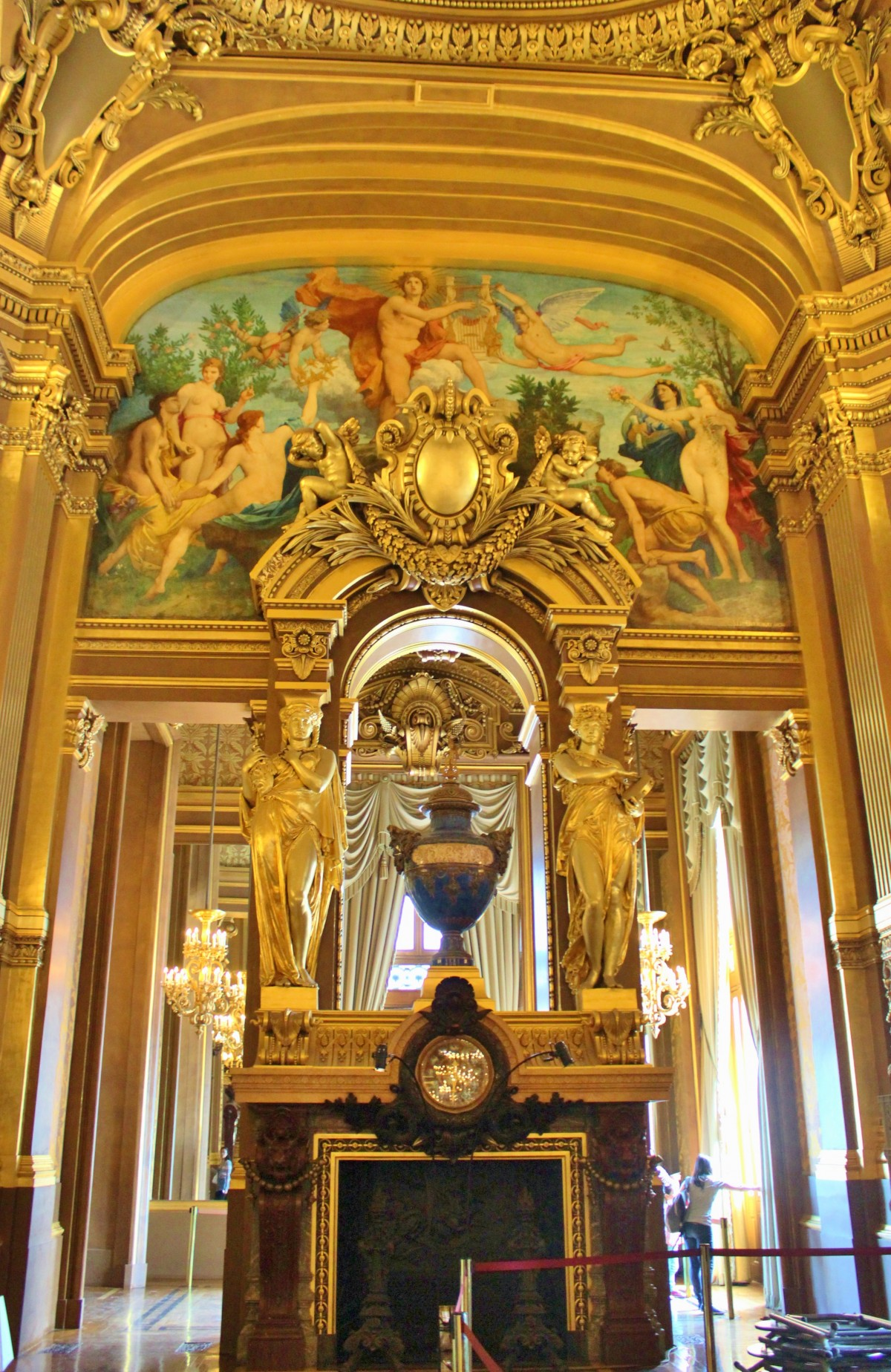 Free Images  architecture interior building palace city paris france opera landmark