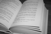 Writing Open Book Pages Printable