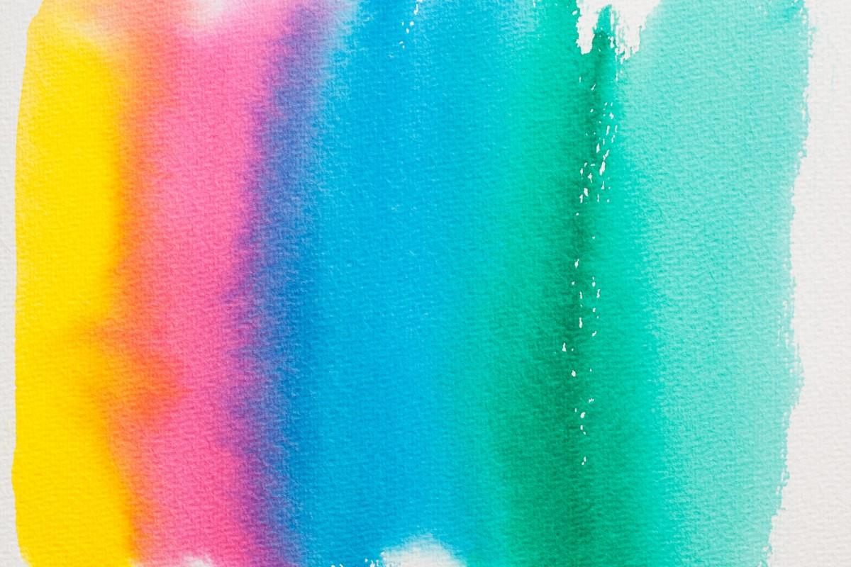 Fotos gratis  textura verde azul material acuarela
