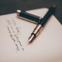 ... lettera di Benvenuto