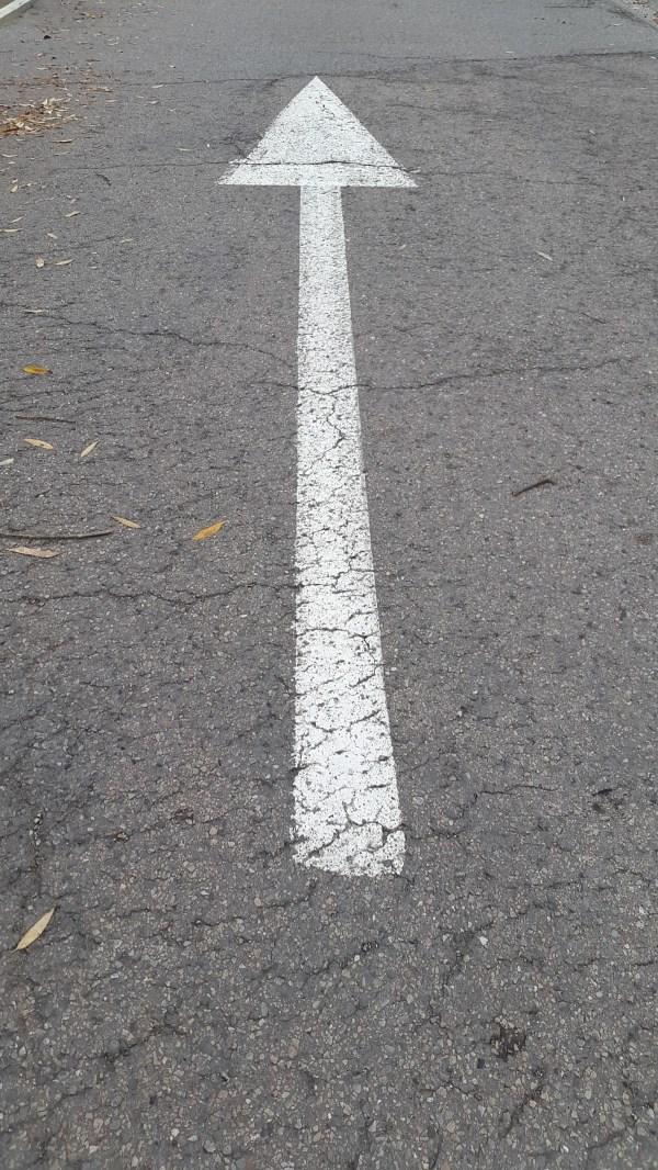 Arrow Road Construction Signs