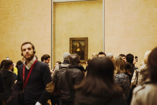 Free Crowd Museum Communication Conversation Event Tourist Attraction Art