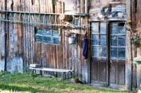Free Images : wood, field, farm, home, wall, rustic, shack ...
