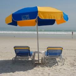 Air Travel Beach Chairs Chair That Turns Into A Twin Bed Gambar Alam Pasir Lautan Horison Langit Matahari