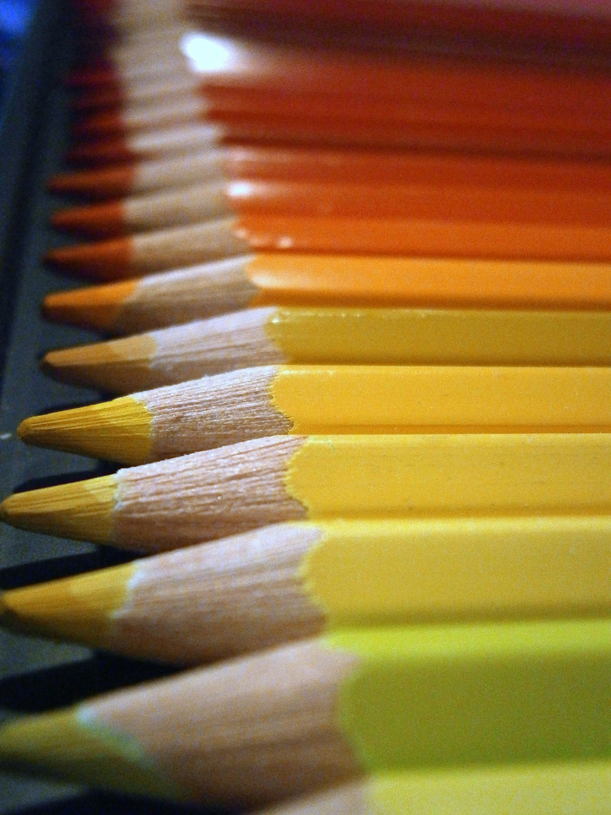 Free Images  work pencil line color yellow close up