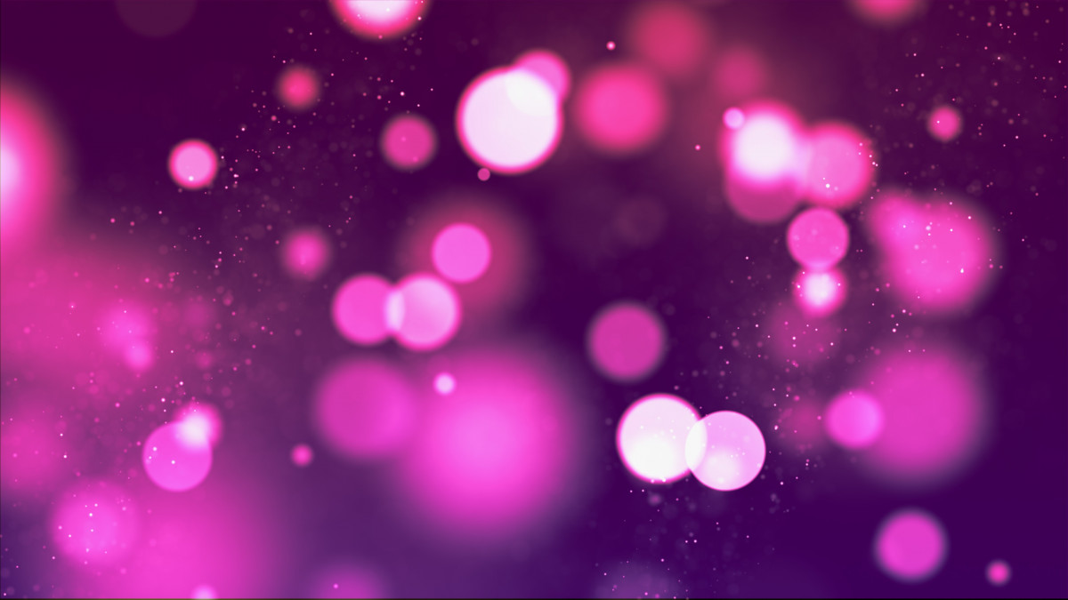 Cute Sparkly Pink Wallpapers Free Images Light Bokeh Abstract Night Sunlight