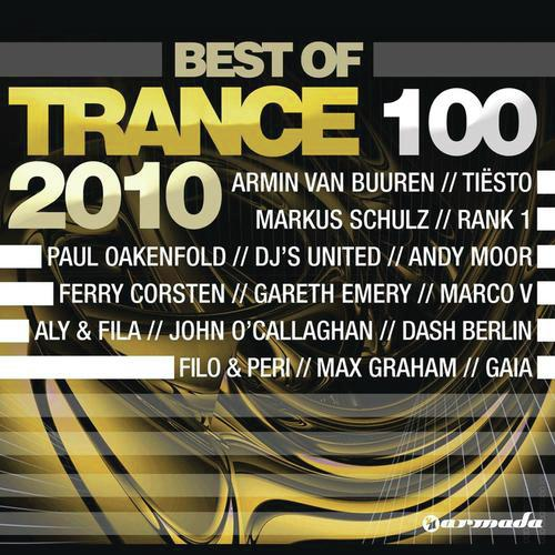 Trance 100  Best Of 2010 (non Stop Mix Second Track