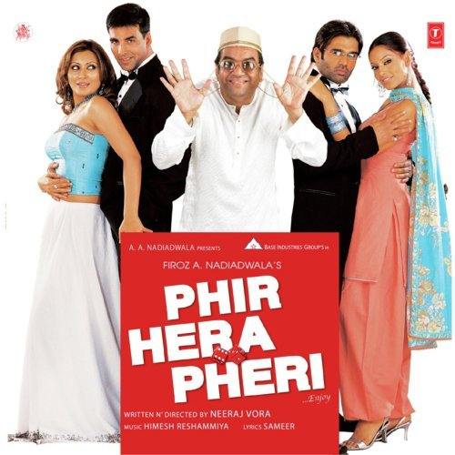 Image result for phir hera pheri hindi movie