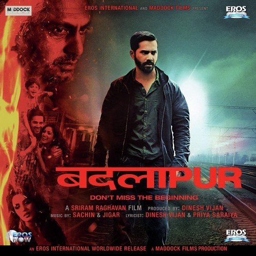 badlapur songs download and