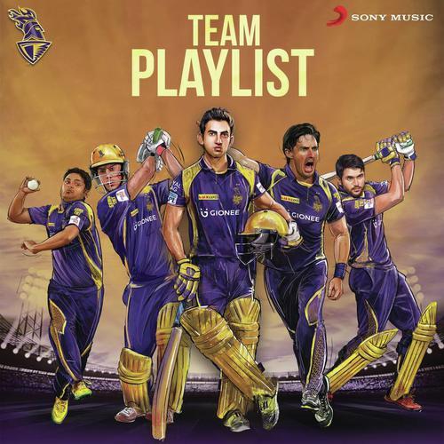 kkr team playlist songs