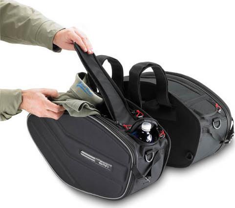 Givi EA101 Expandable saddle bags - Skroutz.gr