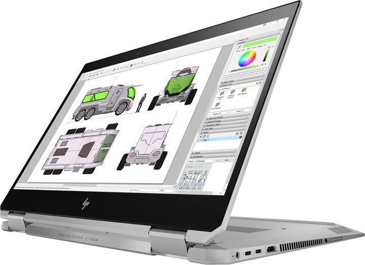 HP ZBook Studio x360 G5 (i7-8750H/8GB/256GB/Quadro P1000/FHD/W10) - Skroutz.gr