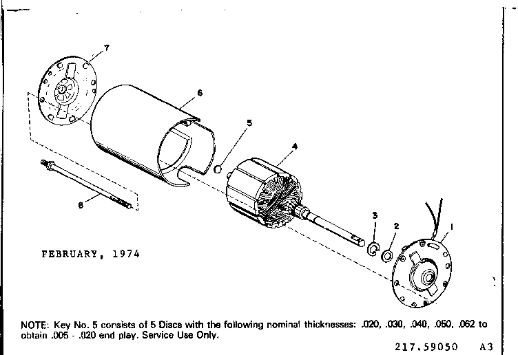 marathon electric motor parts diagram