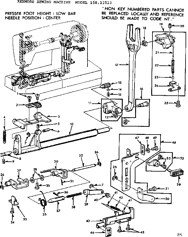 Industrial Sewing Machine Wiring Diagram, Industrial, Get