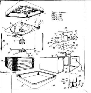 Central Air Conditioner Parts Diagram  Somurich