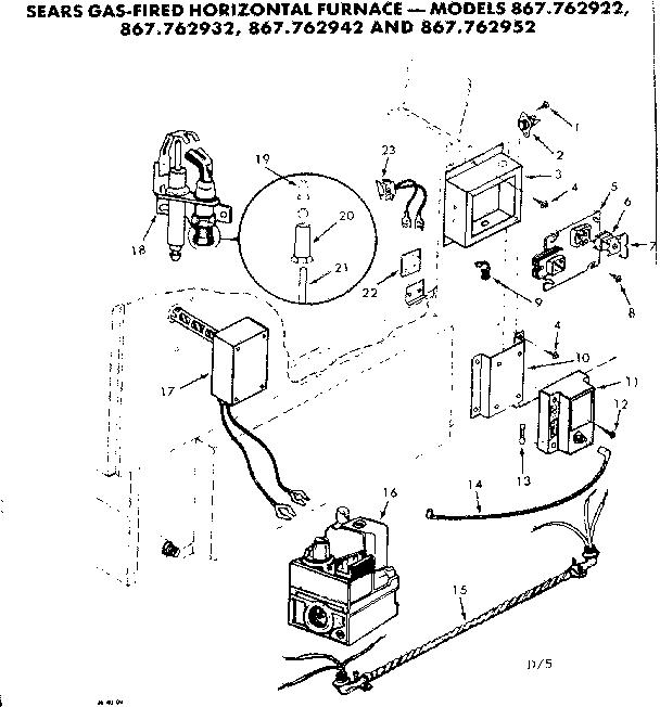 Furnace: Kenmore Furnace Parts