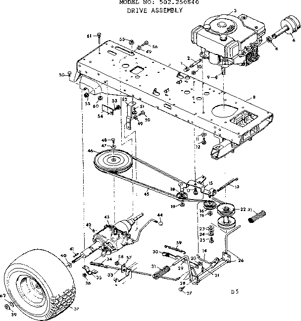 Craftsman Riding Mower Wiring Diagram On Wiring Diagram For Craftsman