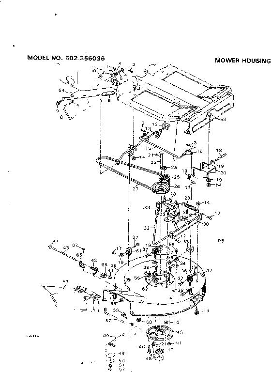 Craftsman Z7400 Wiring Diagram : 30 Wiring Diagram Images