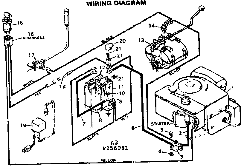 murray 12hp ignition switch wiring diagram
