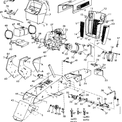 1995 Toyota 4runner Wiring Diagram Stage Directions 2000 Concord Database Sears Ss16 Schematic Scotts Craftsman Suburban 12 Hp Tractor Parts