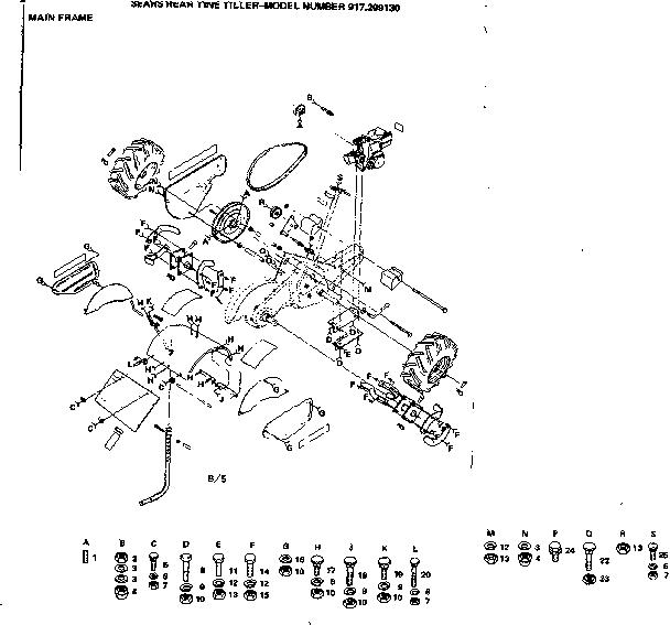 Sears Tiller Manual