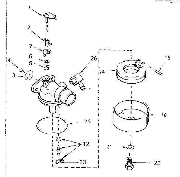 29 Craftsman Eager 1 Lawn Mower Carburetor Diagram