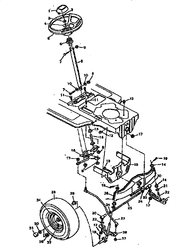Sears Craftsman Lawn Mower Parts Lookup
