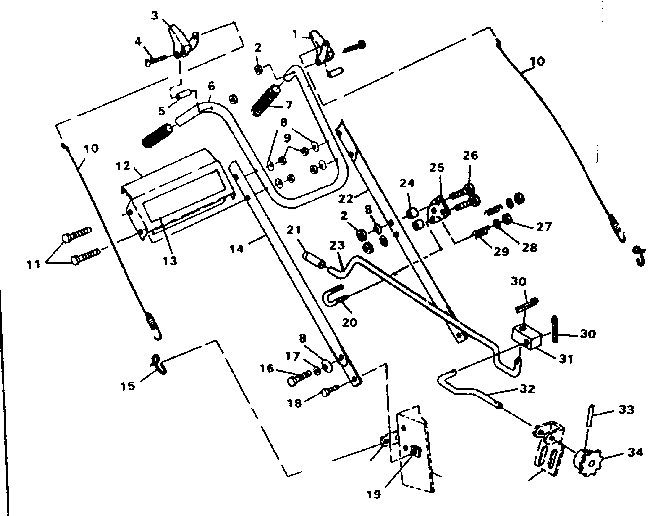 Craftsman Snowblower Engine Part Diagram Html