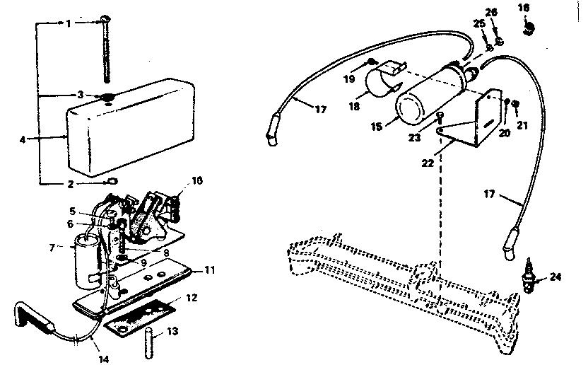 MODEL NO N52M-GA019.9/3580B FUEL SYSTEM GROUP Diagram