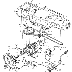 Craftsman Lawn Tractor Parts Diagram Draw The Tracing Panel Wiring Of An Alternator Lookup Beforebuying
