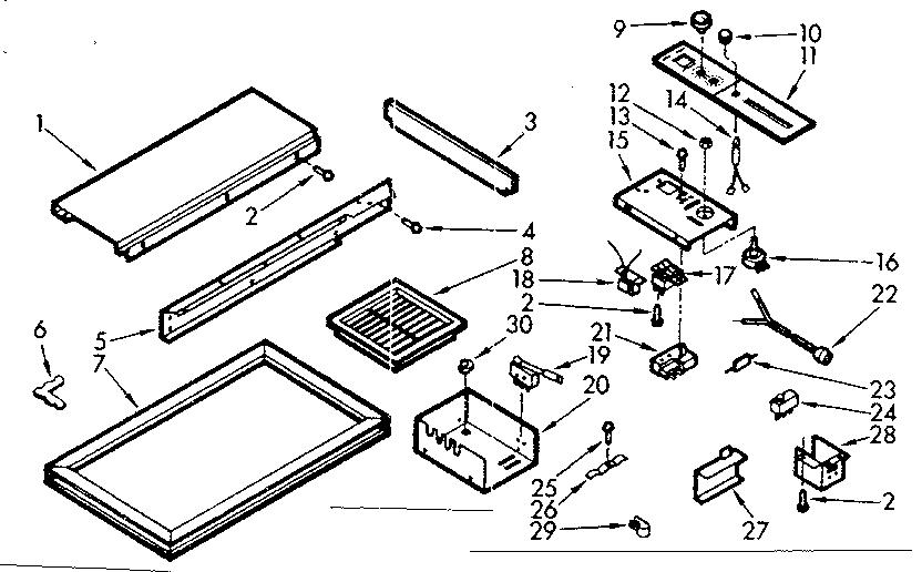 KENMORE Coldspot Combination Unit Humidifier-Dehumidifier
