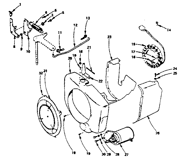 Onan P216g