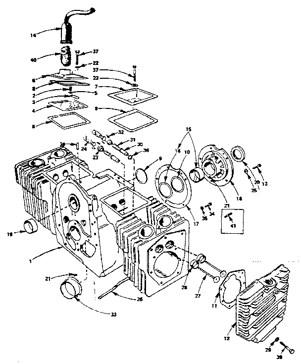 B48m Onan Carburetor Parts Diagram, B48m, Free Engine